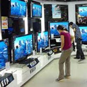 Магазины электроники Увы