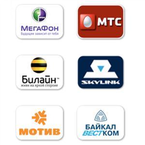 Операторы сотовой связи Увы