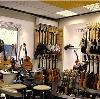 Музыкальные магазины в Уве