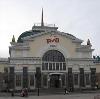 Железнодорожные вокзалы в Уве